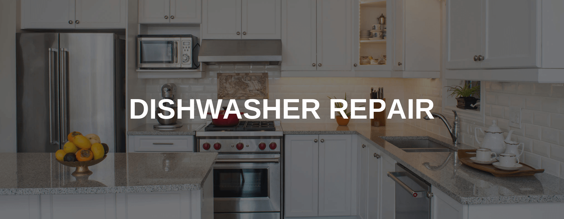 dishwasher repair provo